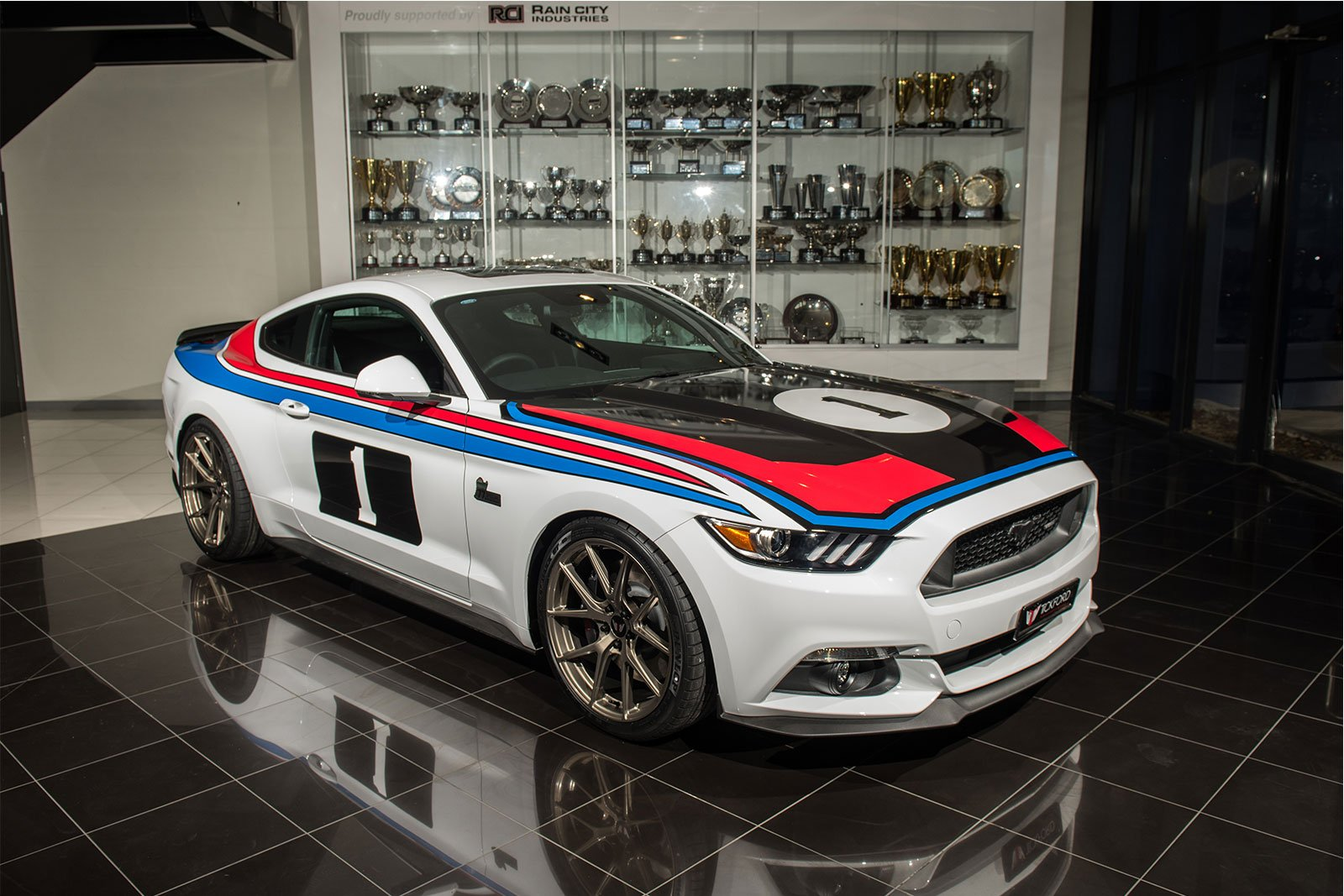 New Tickford Mustang Celebrates Ford's 1977 Bathurst 1000 Win