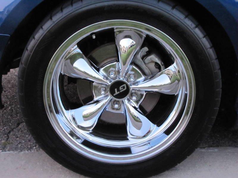 20 Inch Bullitt Chrome Rims Yes Or No Ford Mustang Forum