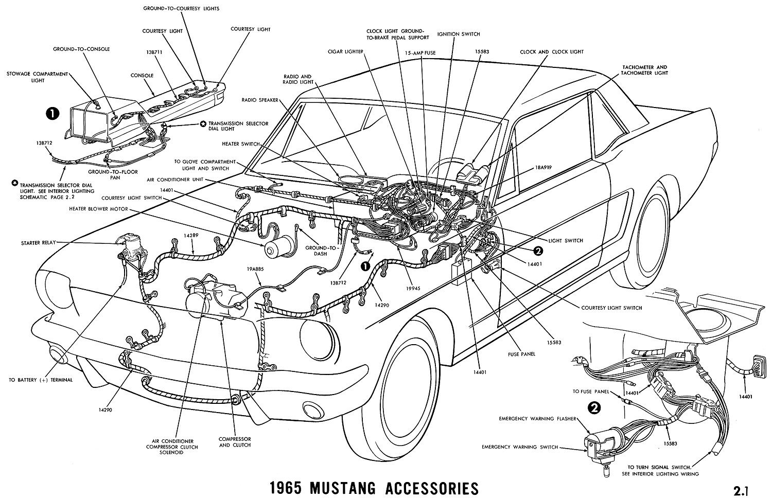 489994d1452484302 65 gt ammeter pegged mystery white black wire 1965 accessories pictorial 65 gt ammeter pegged, and mystery white black wire ford mustang 1967 Mustang Wiring Schematic at crackthecode.co