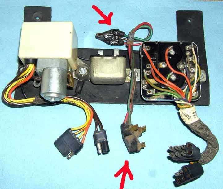 D Sequential Brake Lights T Bird on 2008 Ford Mustang Turn Signal Flasher Relay Location