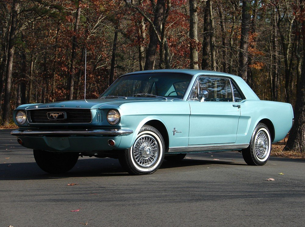 Cheap Tire Places >> 1966 A Code Stock Hubcaps / Tires ? - Ford Mustang Forum