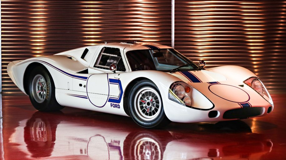 Two Very Special Fords Will Be Up For Auction At Gooding Companys Amelia Island Event This Year The Very Last Ford Gt Mk Iv And A Very Original And