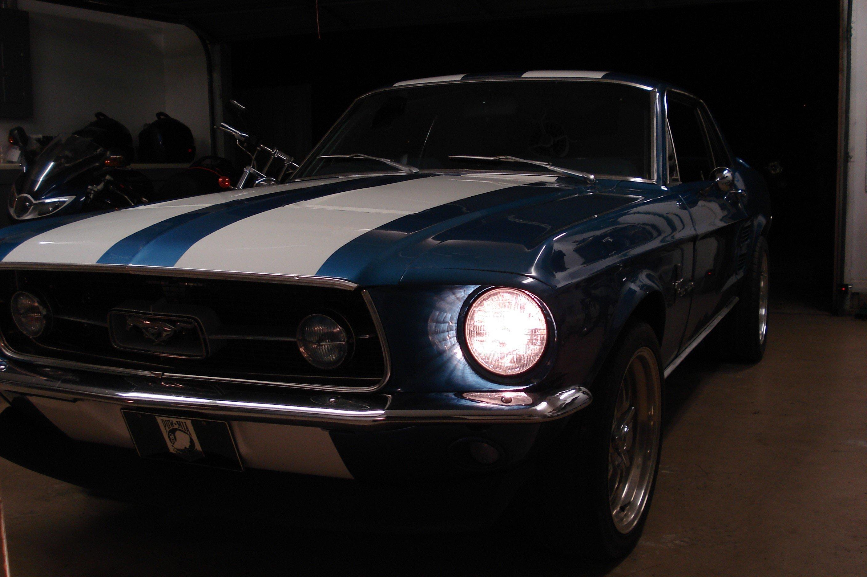 1967 Ford Mustang Alternator