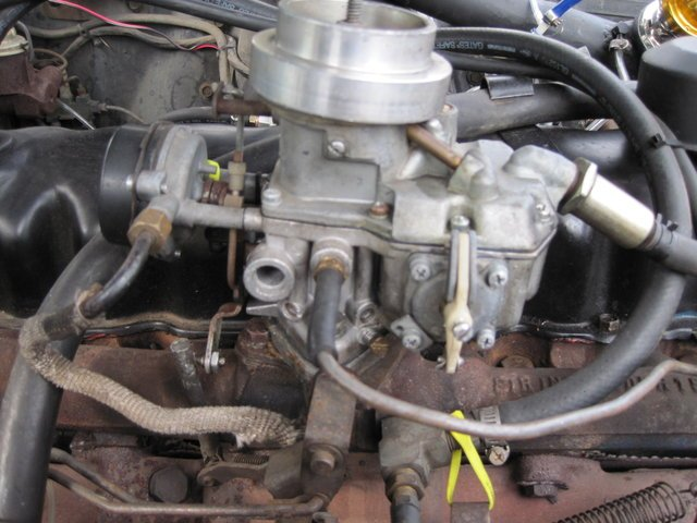 1967 Mustang Turbo I6 Need Carb Tuning Help Ford