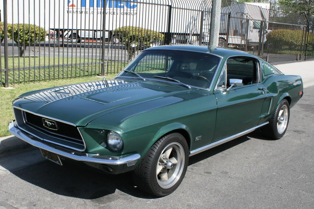 1968 Ford Mustang 390 Gt 2 2 Fastback >> Twilight Turquoise - Page 2 - Ford Mustang Forum