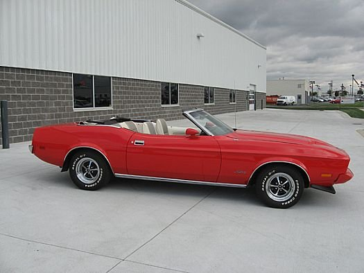 Best Collection Car With 1973 Ford Mustang Photos