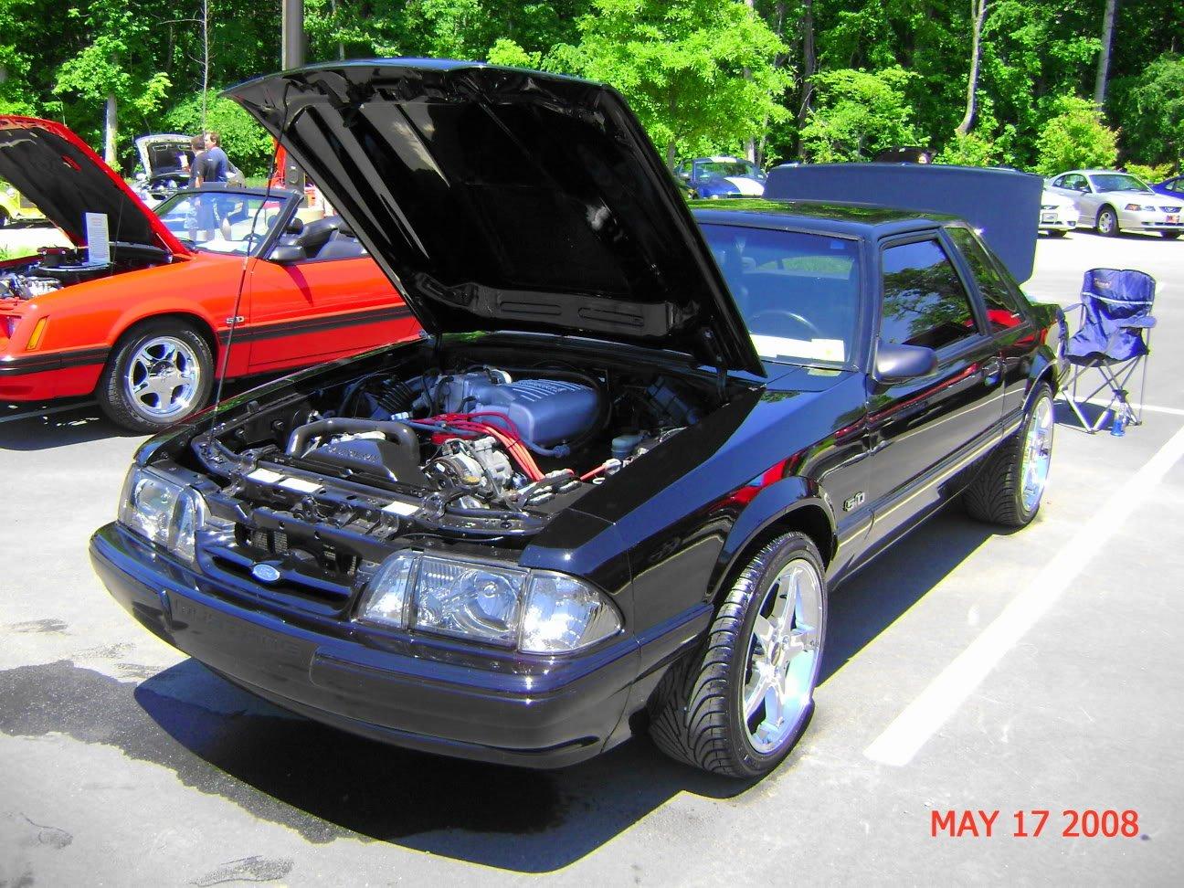 1989 Cobra Mustang