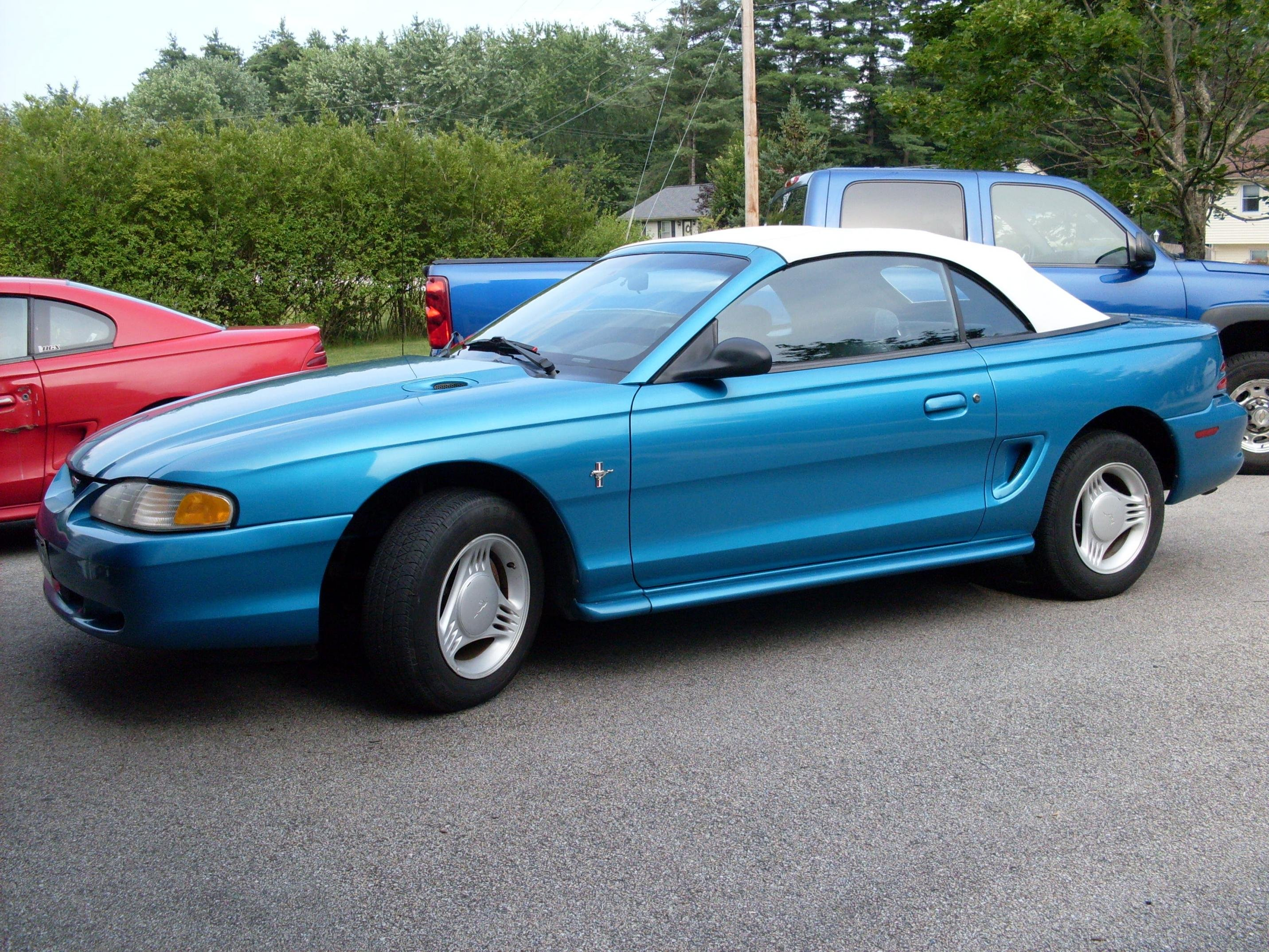 i want to see you 1994 1998 mustang ford mustang forum. Black Bedroom Furniture Sets. Home Design Ideas