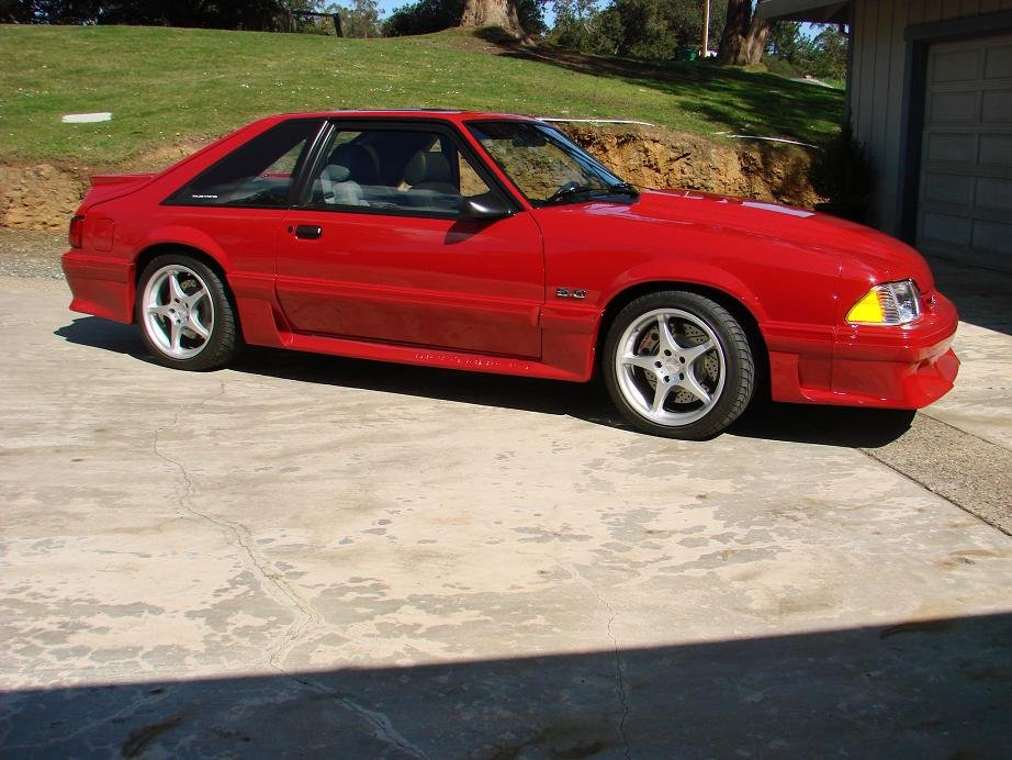 1979 1993 Fox Body Ford Mustang Picture Thread Ford