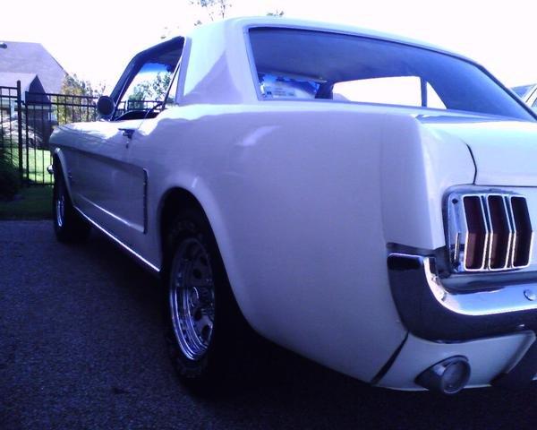 1965 Mustang 5 0 Efi Conversion Ford Mustang Forum