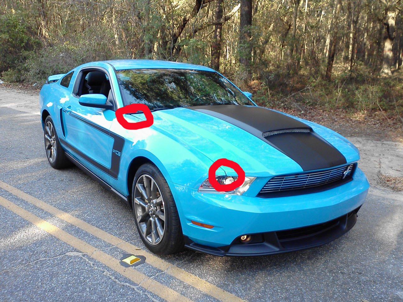 Your Thoughts On The Cervini C Series Kit Ford Mustang