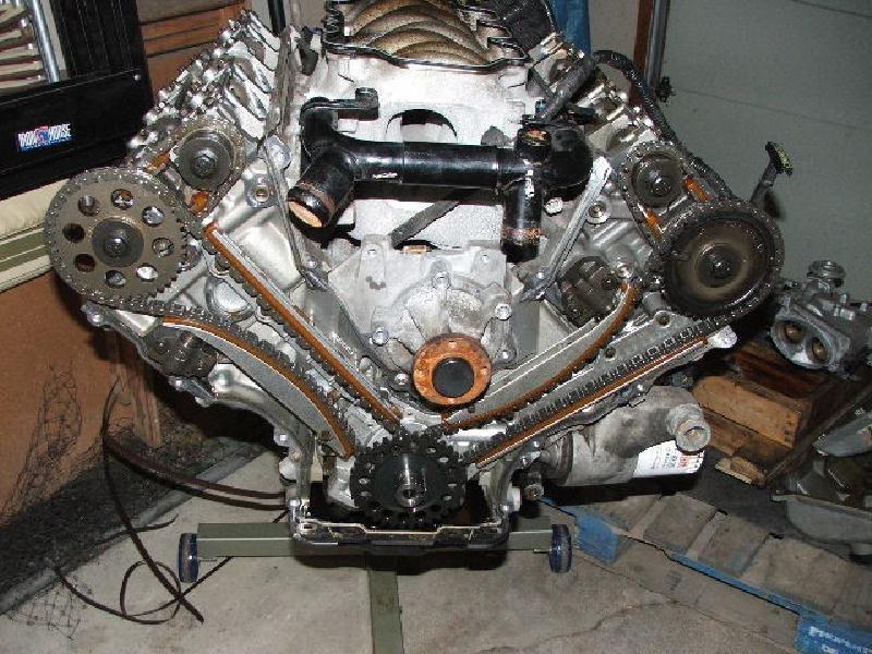 Finally Got My 2001 4v Cobra Engine Pics Inside Ford