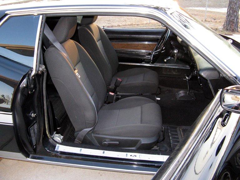 1971 Mustang Mach 1 Mustang Bench Seat Ford Mustang Forum