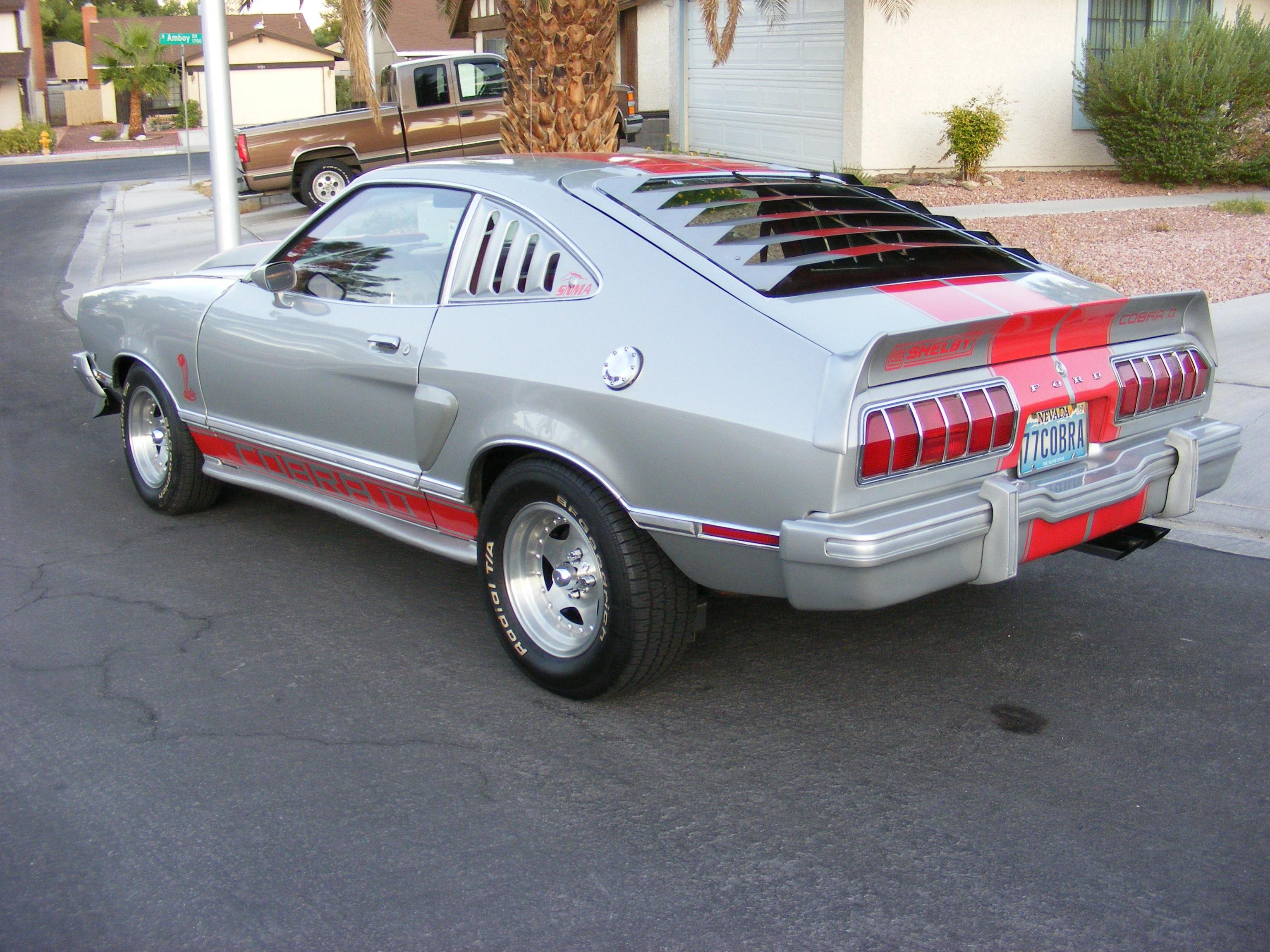 What Is A 1978 King Cobra Worth Ford Mustang Forum