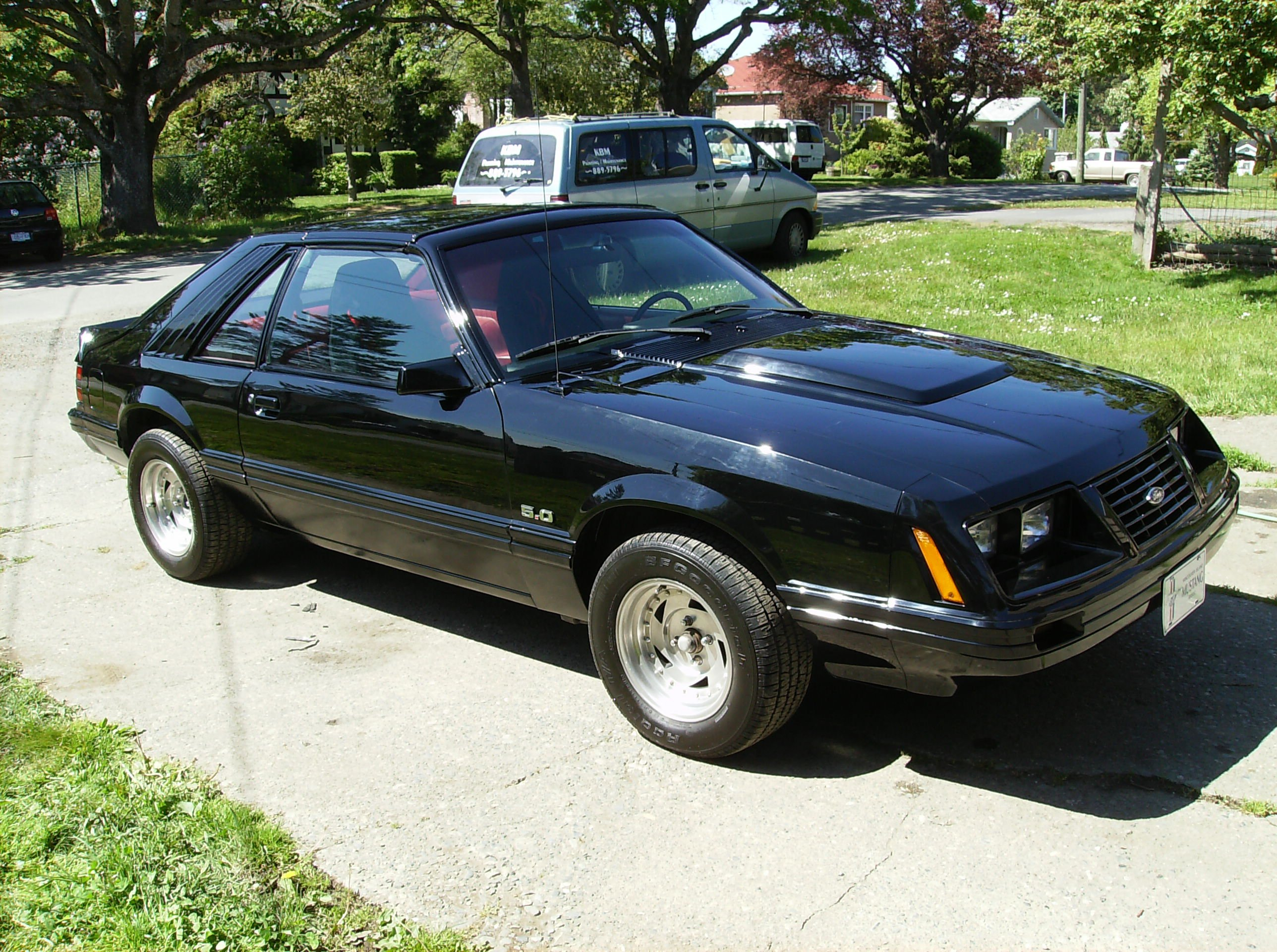 how rare is a 1983 mustang gt 4spd ford mustang forum. Black Bedroom Furniture Sets. Home Design Ideas