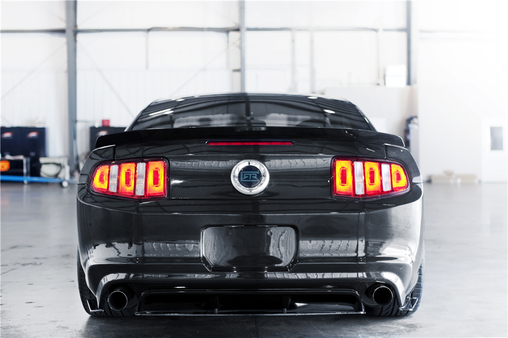 How Much Would You Pay For A Carbon Fiber Mustang Allfordmustangs