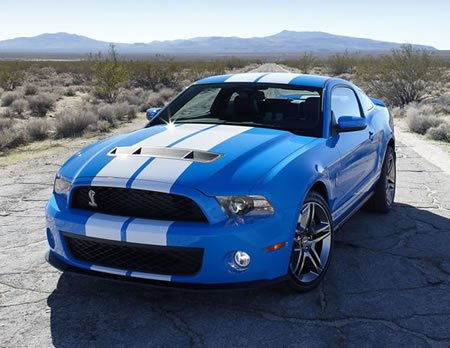 2010 Mustang Shelby Gt500 Unveiled Ford Mustang Forum