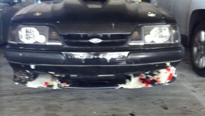 Cervini Front Air Dam or Saleen Front Bumper Kit - Ford ...
