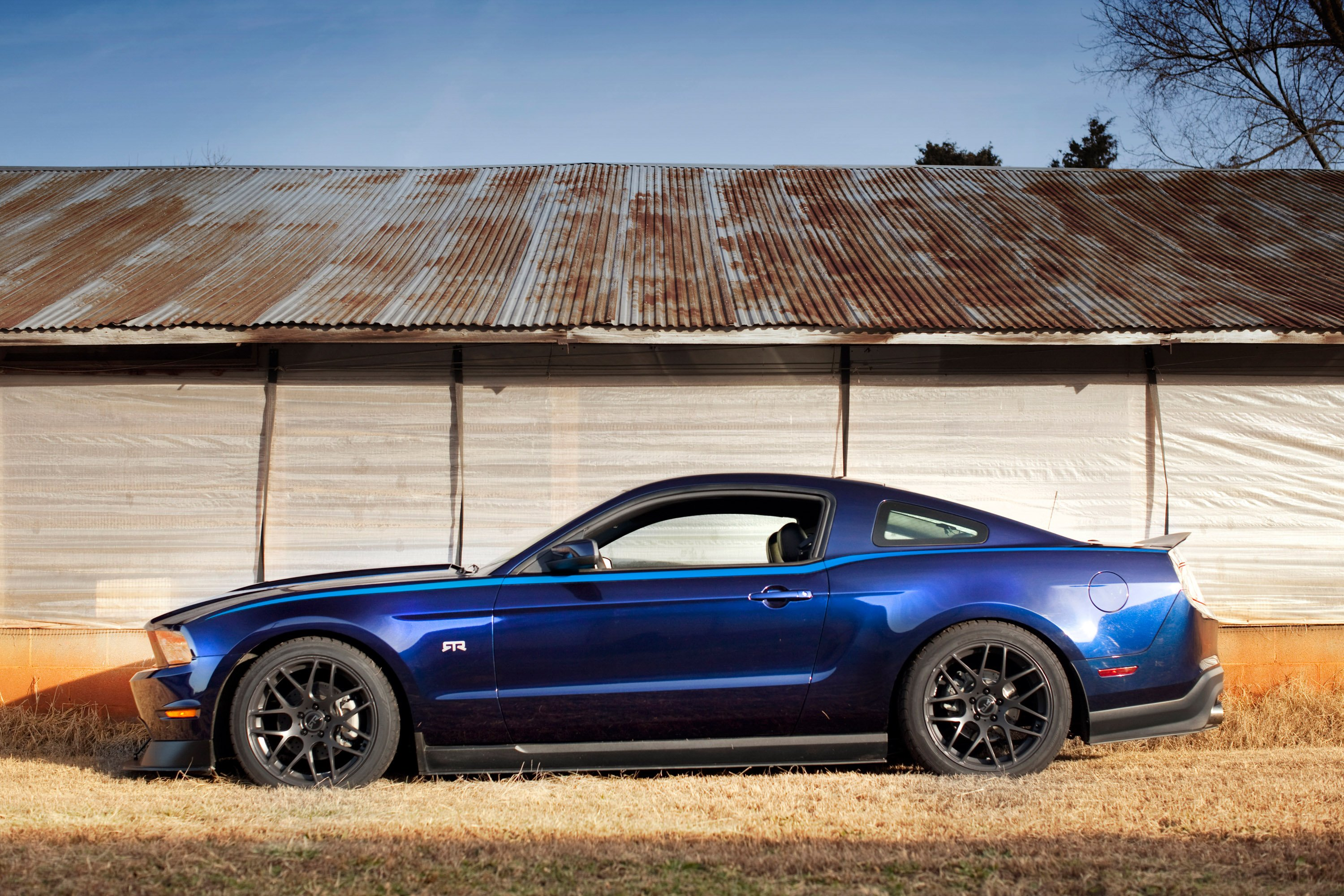 2017 Ford Mustang Rtr Package