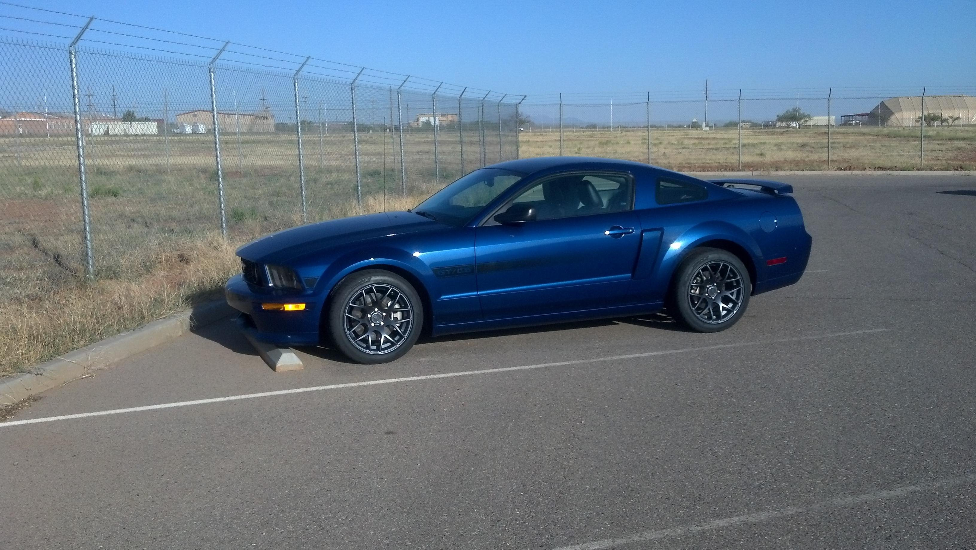 Charcoal Amr Wheels Installed On My 2013 Gt Ford Mustang Forum