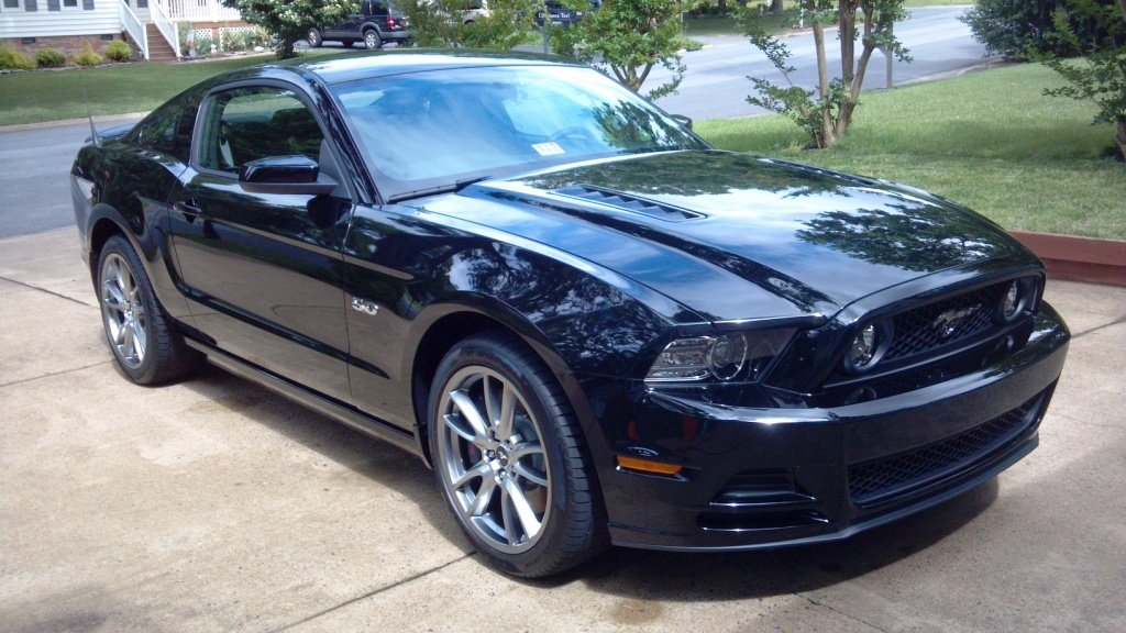 Ford Fort Worth >> PICS - Black 2013 GT w/ Brembos - Ford Mustang Forum