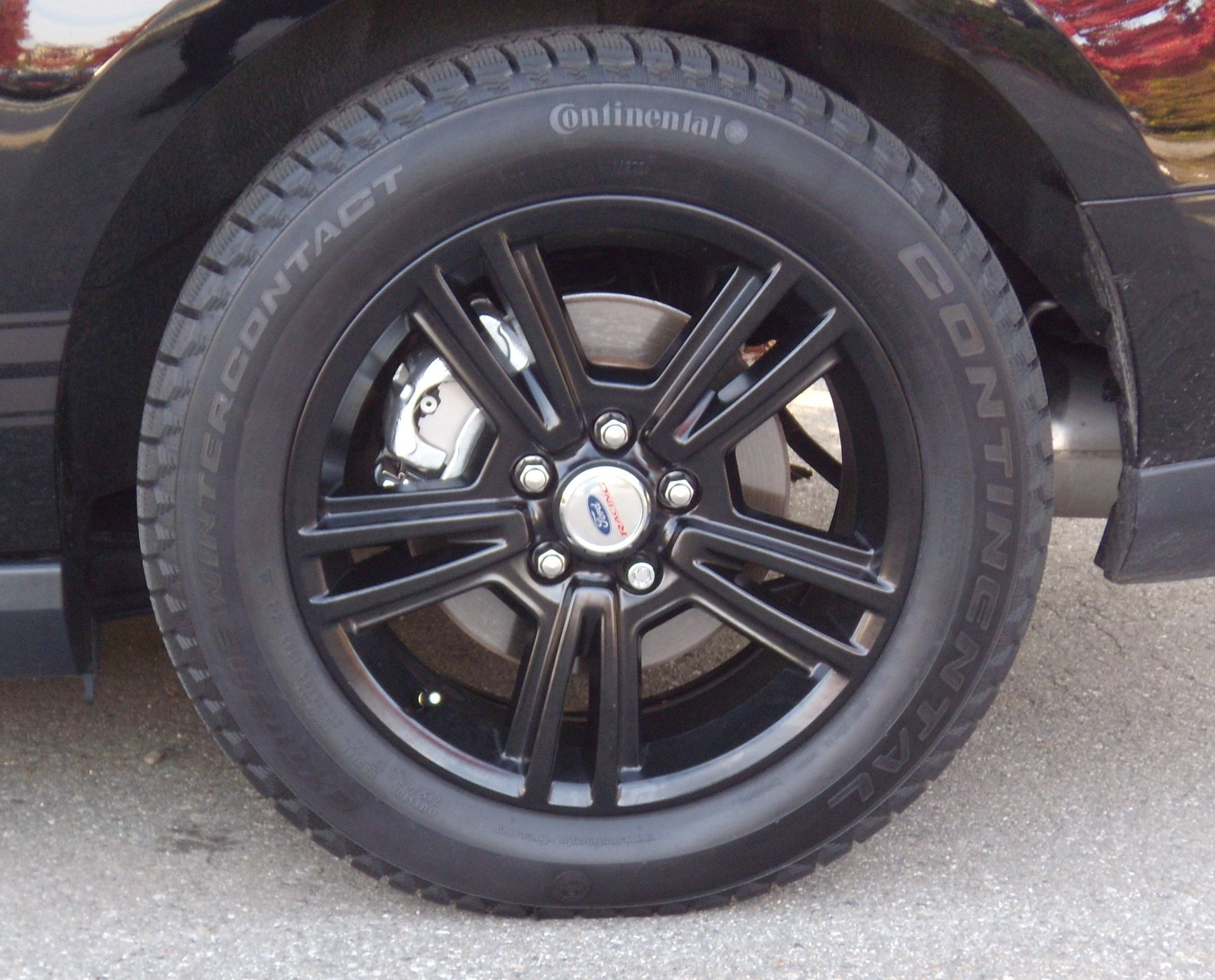 New Ford Ranger 2016 >> Ford Mustang Forum - View Single Post - Painted wheels black