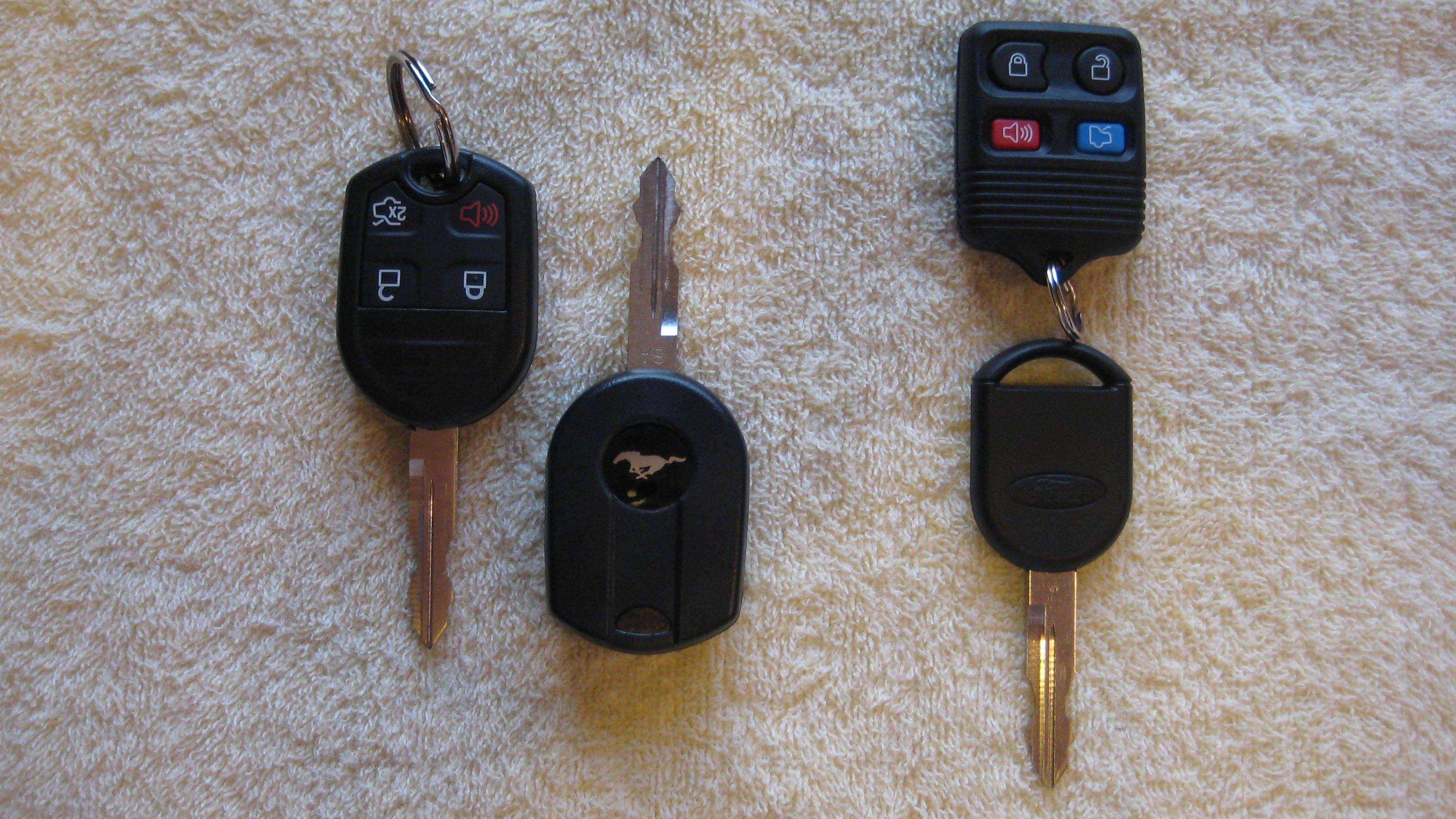 Как сделать ключ для форда