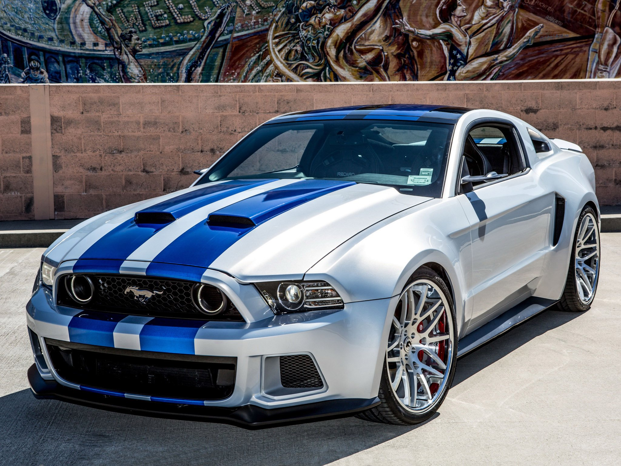 2014 used ford mustang hd pictures & 2014 Used Ford Mustang - Car Autos Gallery markmcfarlin.com