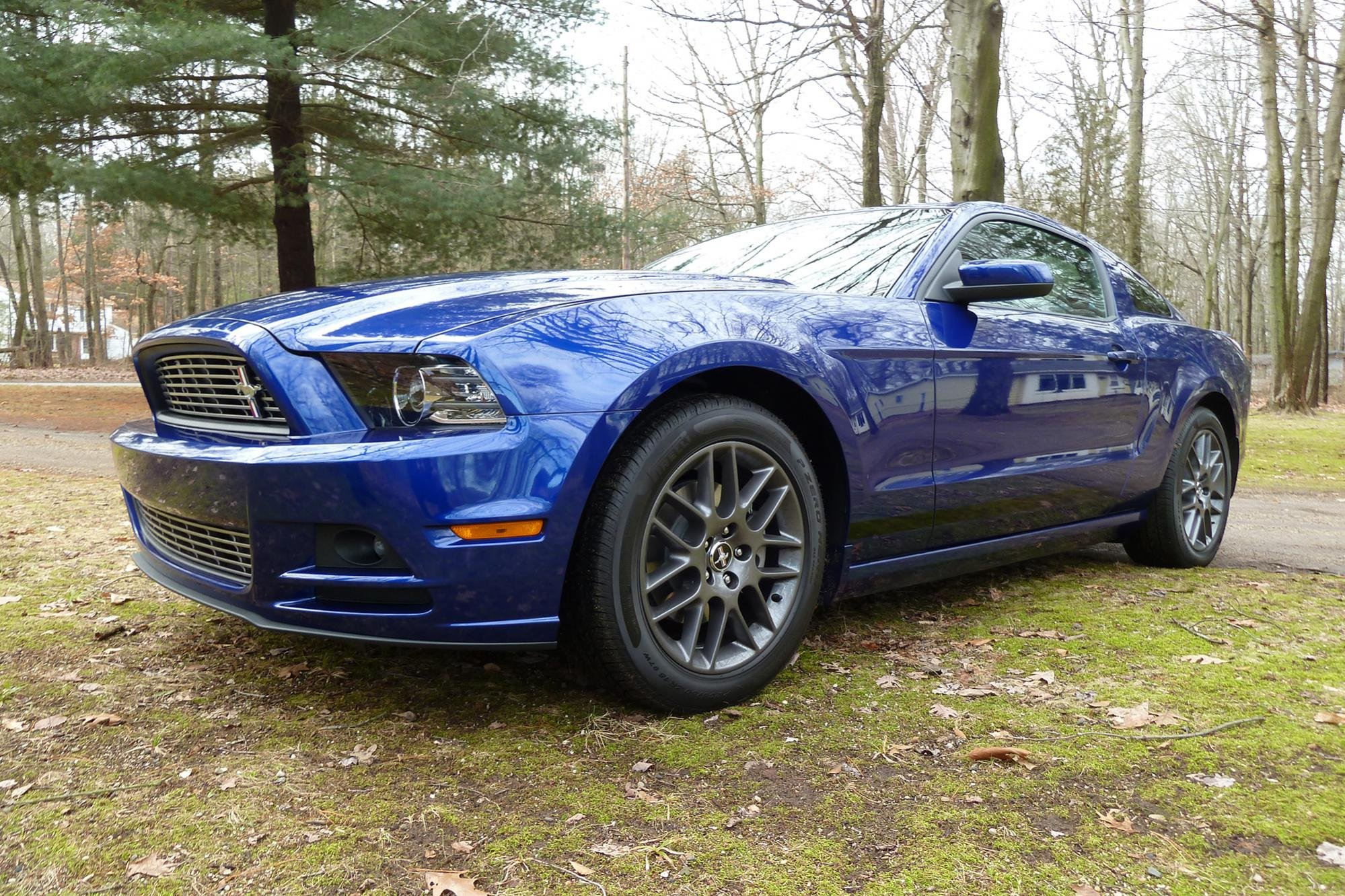 Deep Impact Blue Owners Show Me Your Wheels Ford