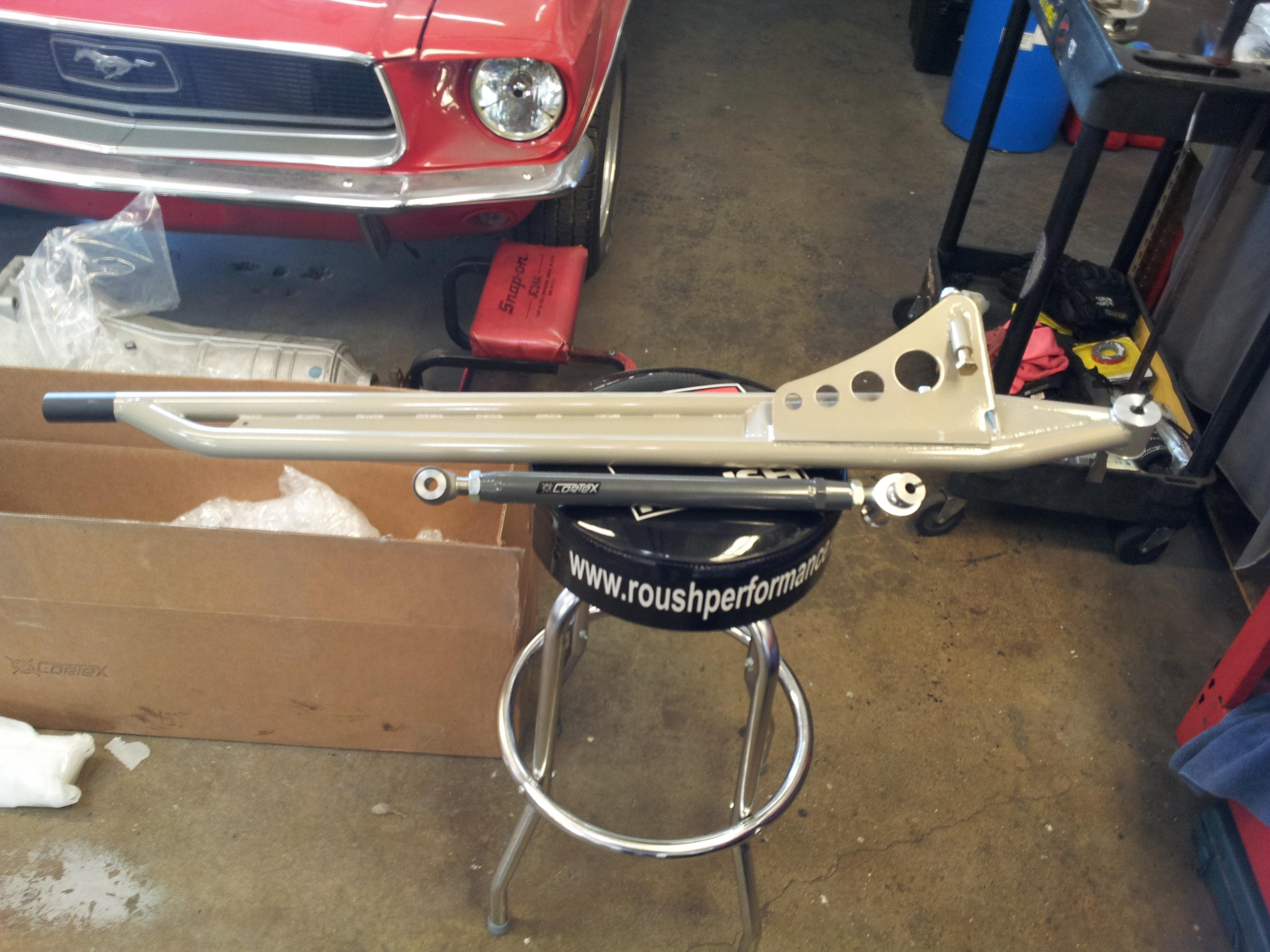 Ford Camber >> Cortex Torque Arm Review - Ford Mustang Forum
