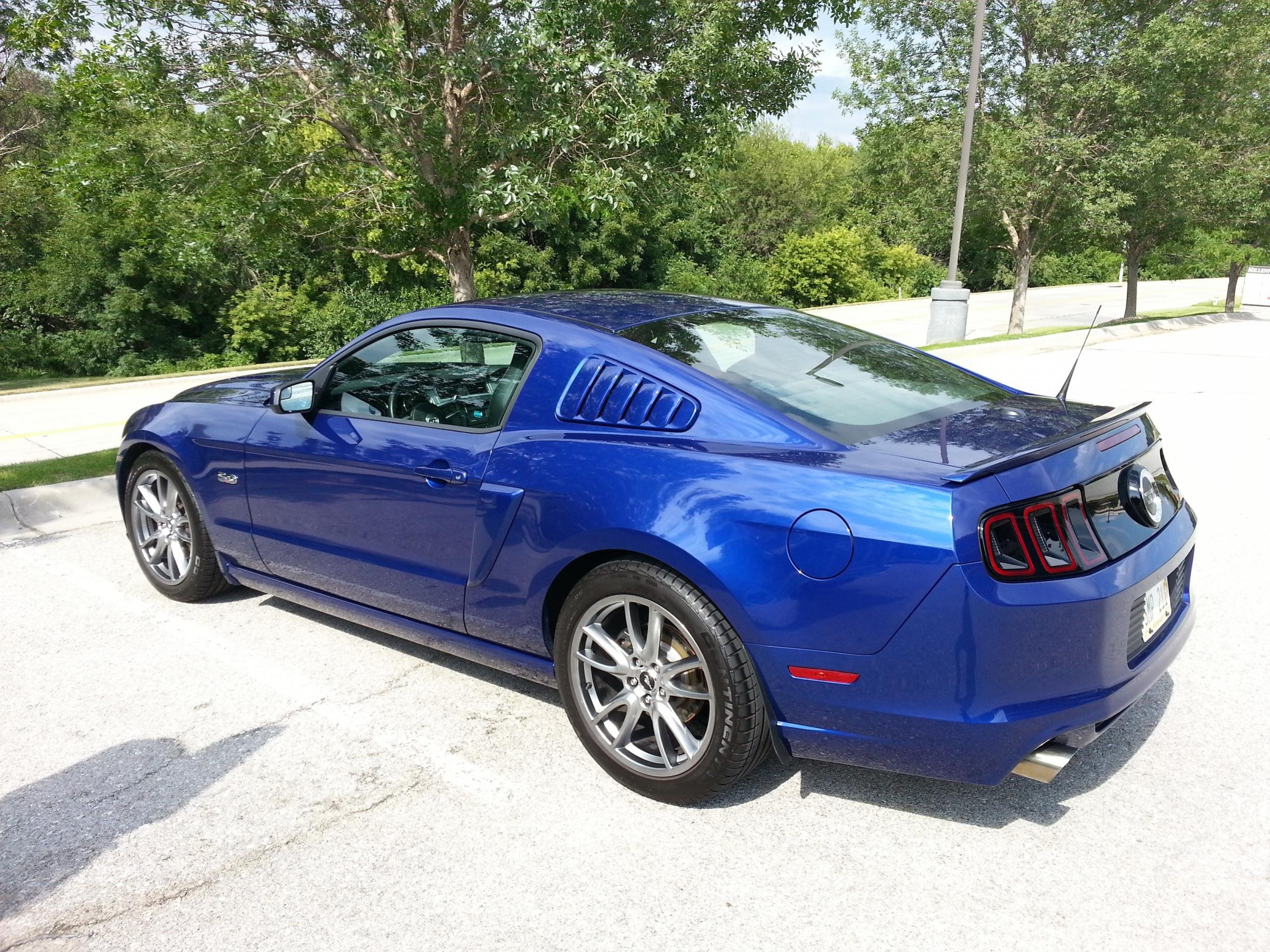 2014 Mustang Gt Track Pack >> 275/40/19 Tires on GT Track Package - Page 2 - Ford Mustang Forum