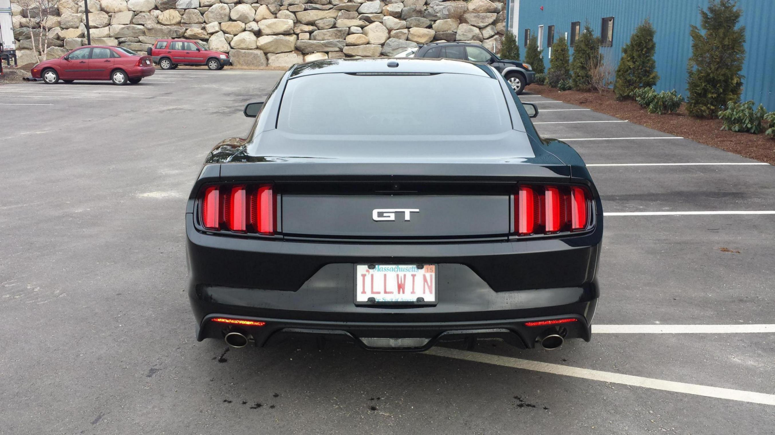 Licence plate ideas? - Ford Mustang Forum
