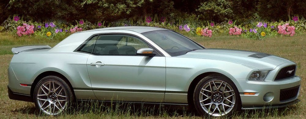 New Mustang 2014