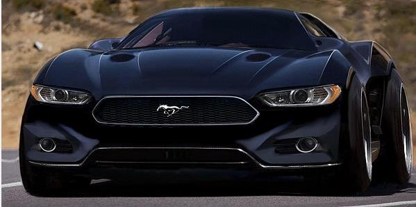 2015 Ford Mustangs Concept Cars