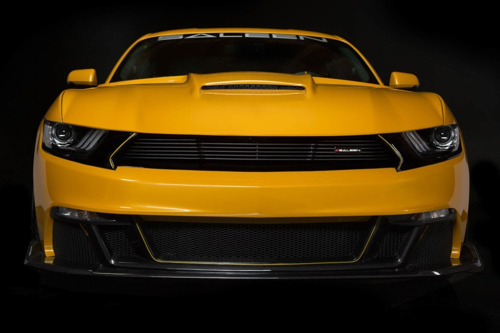 so someone bought saleen supercars - allfordmustangs