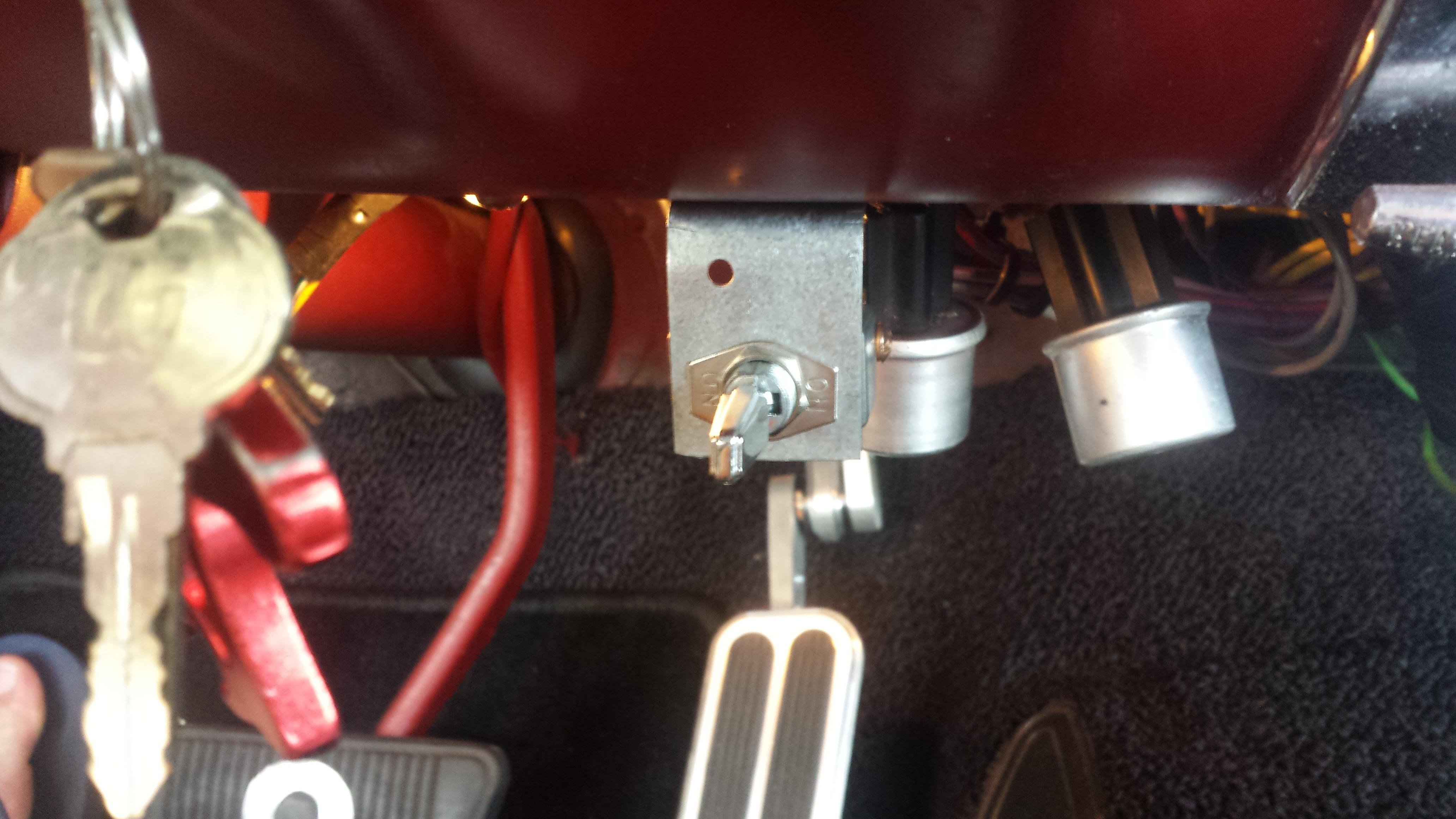 I Installed My Electric Fan Relay Kit BUT Page  Ford Mustang - Electric fan relay kit