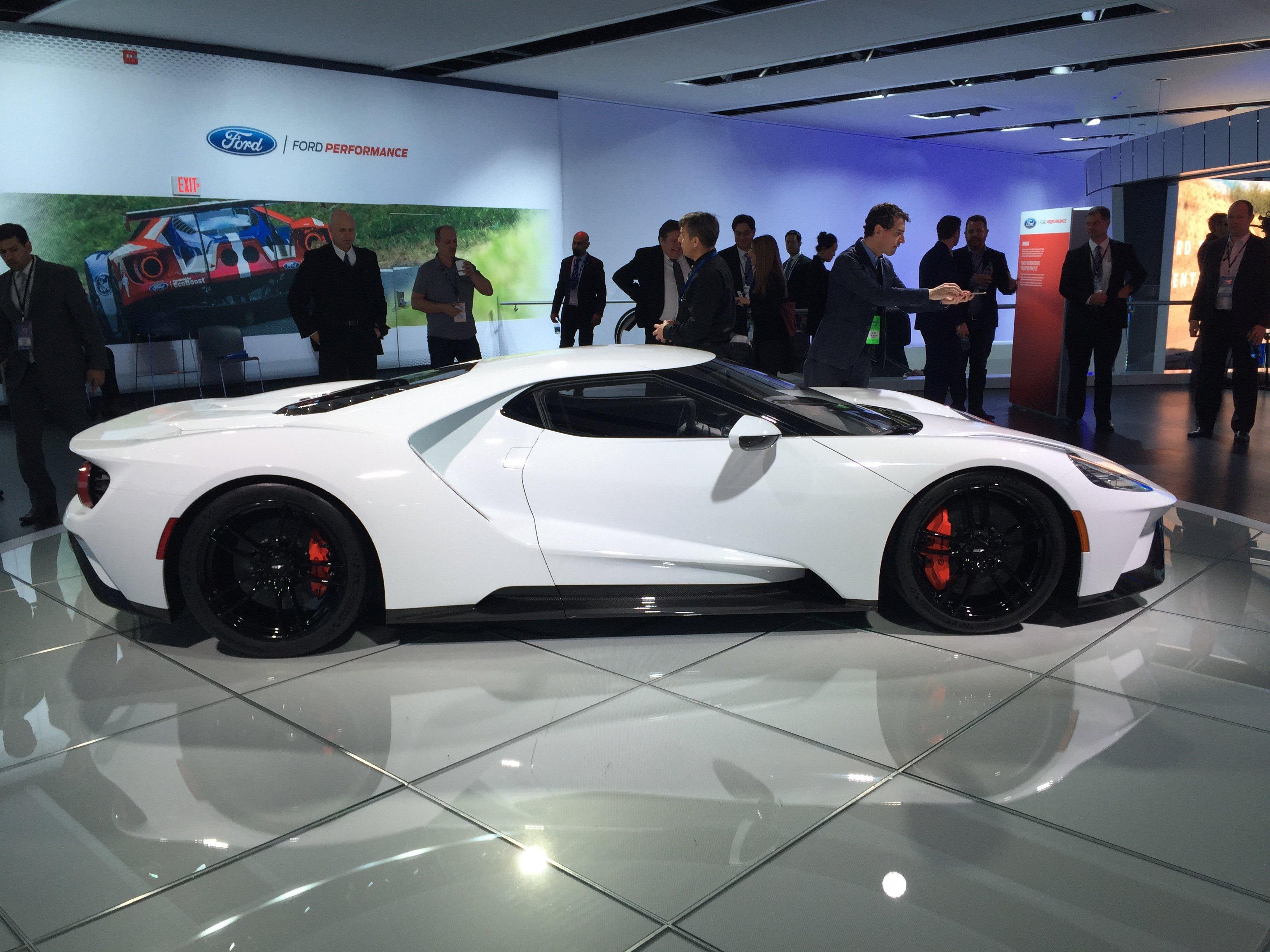 Ford Gt Naias
