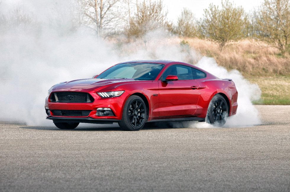 2018 Ford Mustang Getting 10-Speed Automatic Transmission