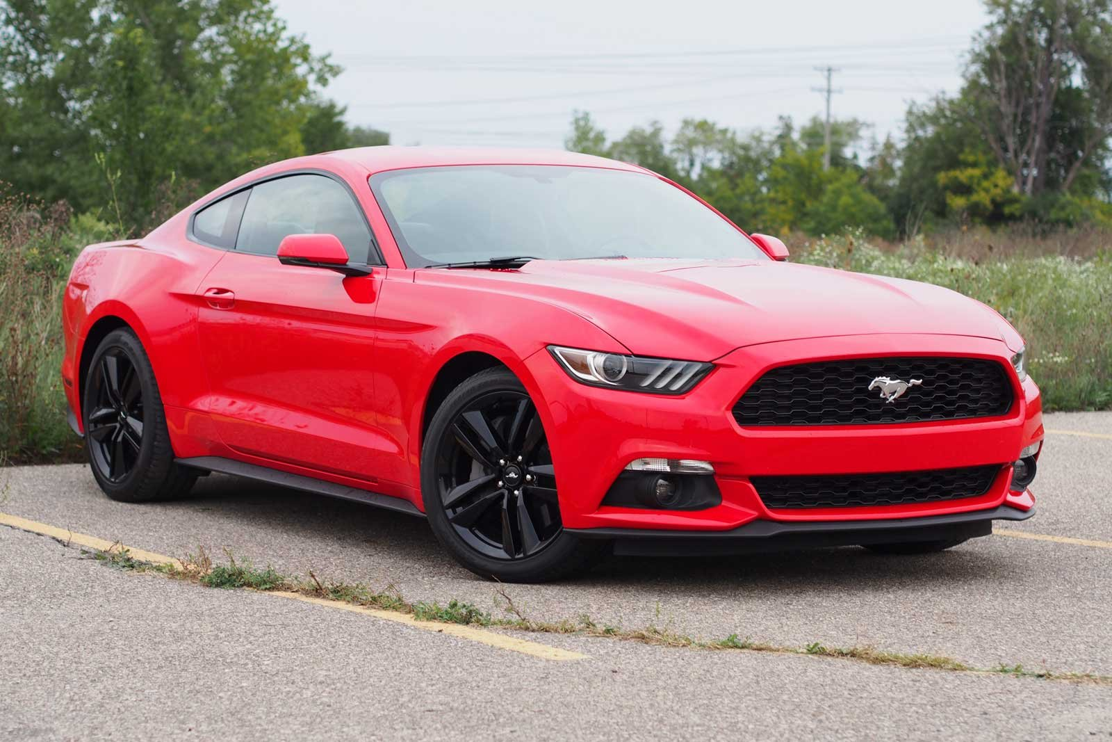 2016 ford mustang ecoboost fastback premium review allfordmustangs. Black Bedroom Furniture Sets. Home Design Ideas