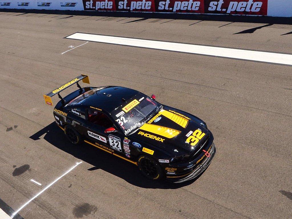 The Old Boss 302 Beats Brand New Camaro GT4 in Pirelli World Challenge Season Opener