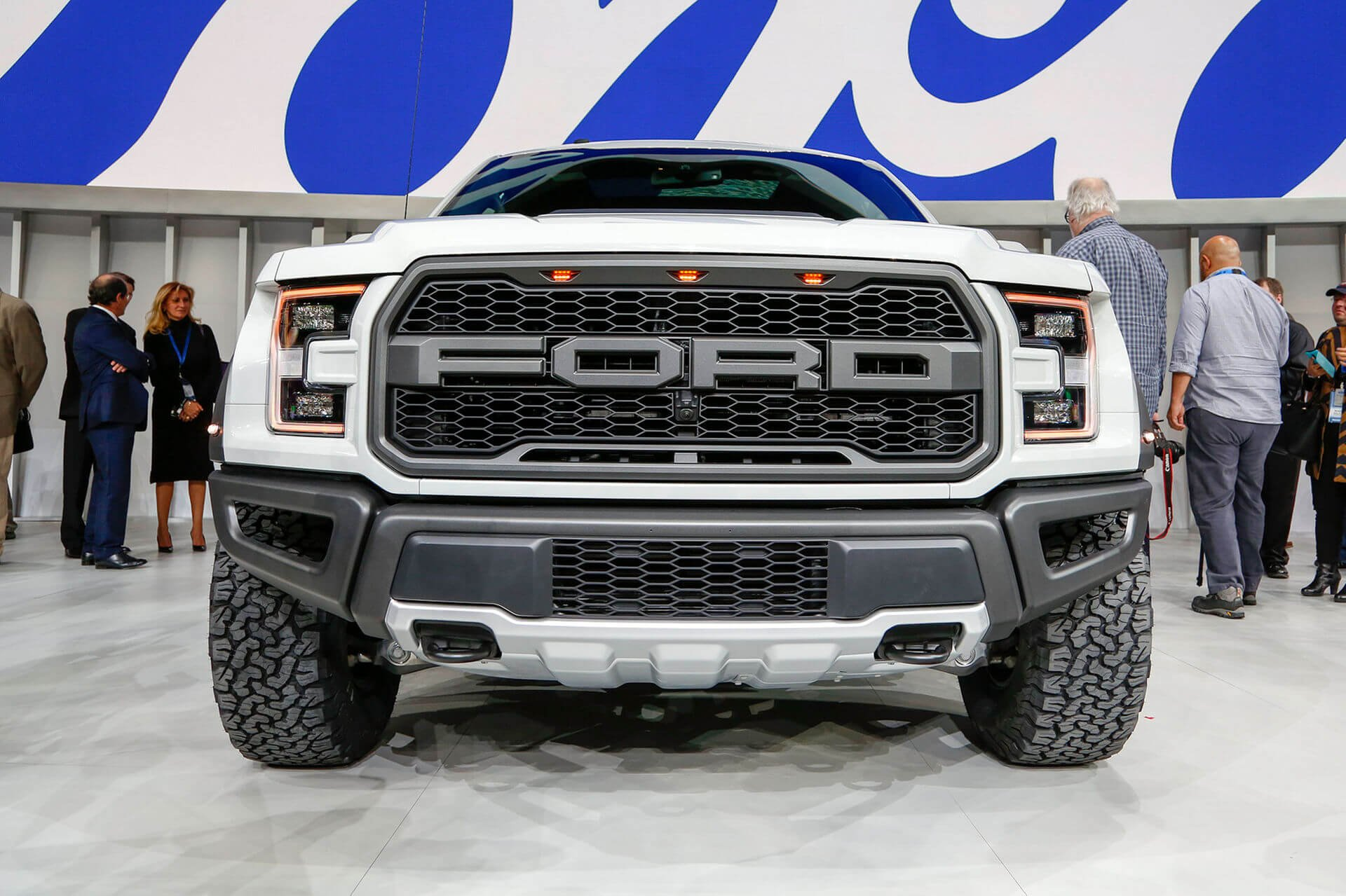 Ford F-150 Raptor Wins 2017 AutoGuide.com Reader's Choice Truck of the Year Award