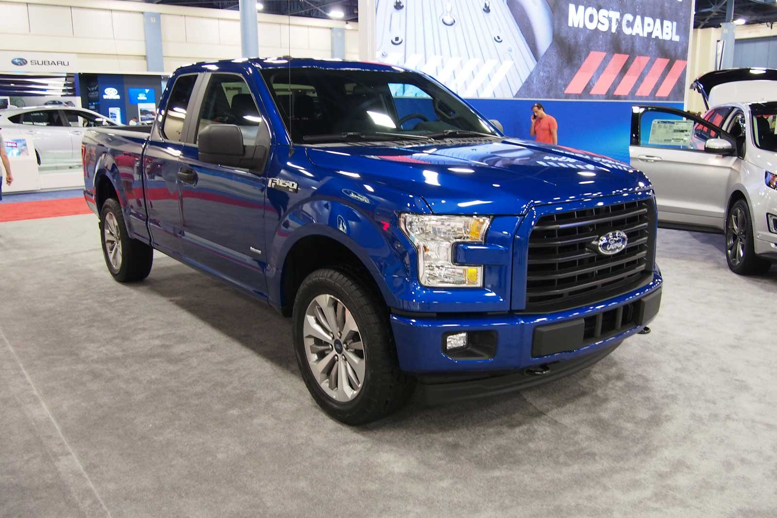 Ford F 150 Body Styles >> Ford Brings Back the STX Appearance Pack for F-Series Trucks - AllFordMustangs
