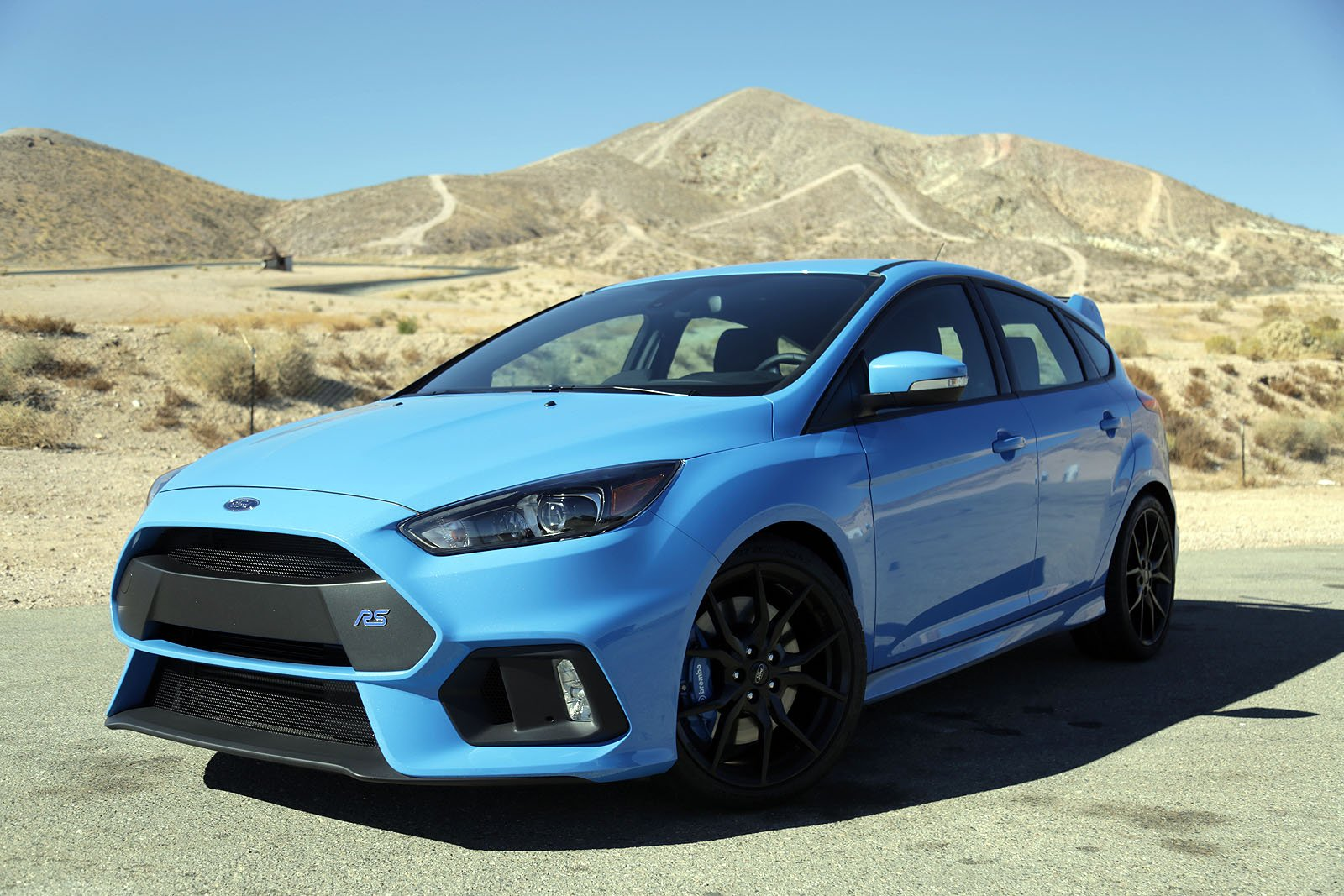 Is a Meaner, Greener Ford Focus RS on the Way?