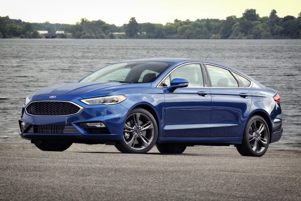 The Ford Fusion Will Ride Again, but You Might Not Recognize It: Report