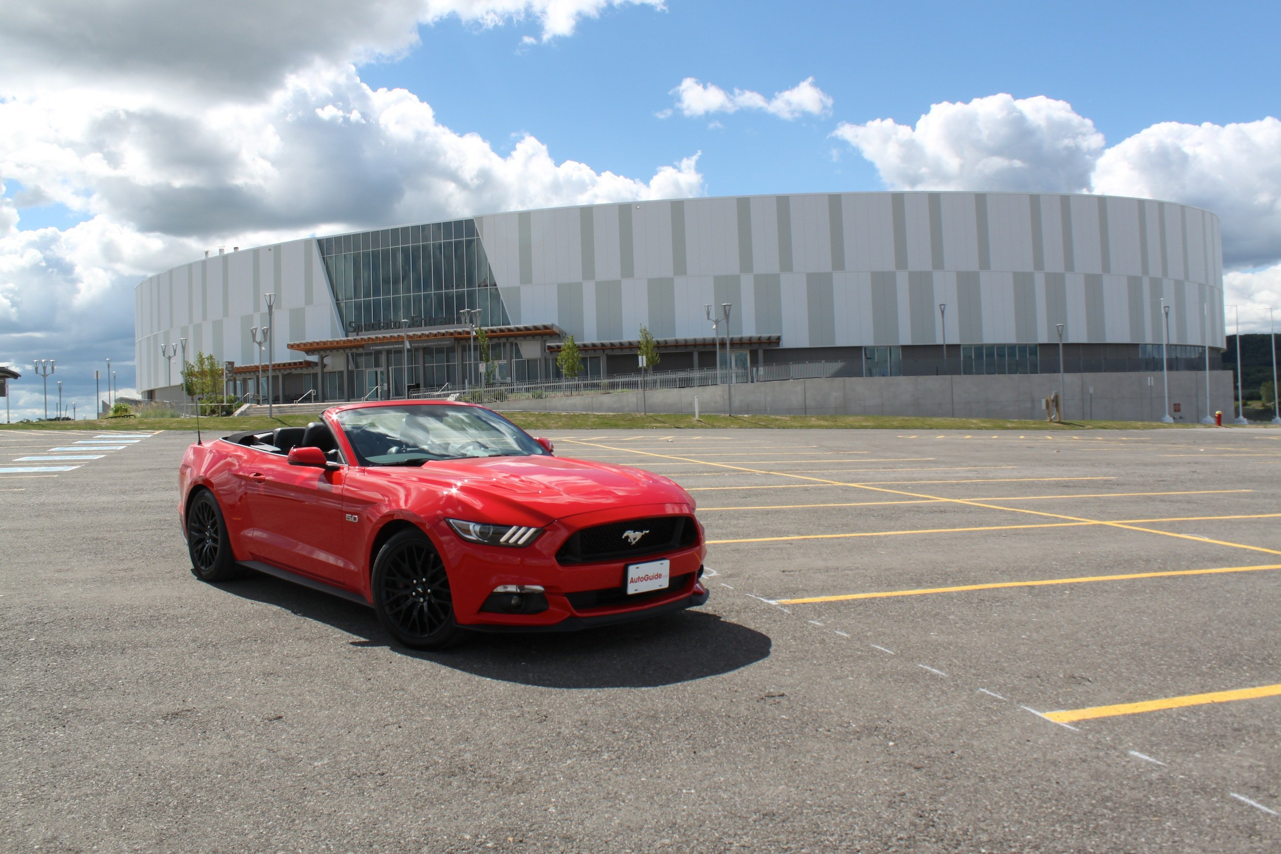 2017 Ford Mustang Gt Convertible Review