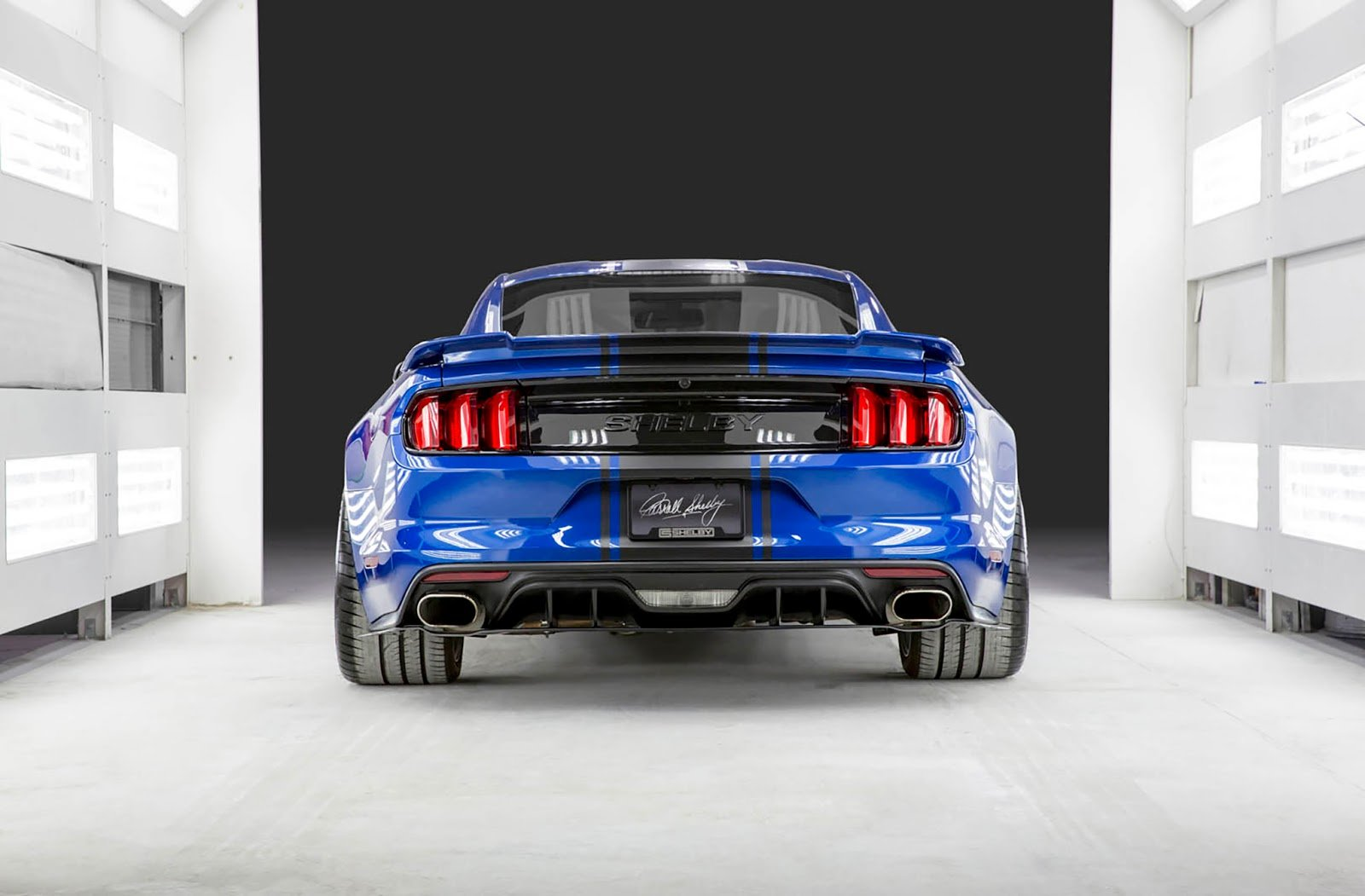 Check Out Shelby's New Widebody Super Snake Concept