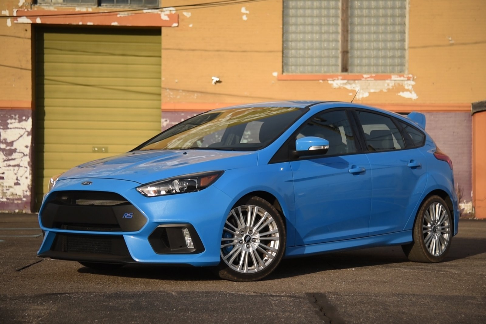 Juvenile Delinquency: 2018 Ford Focus RS Drift Stick Review
