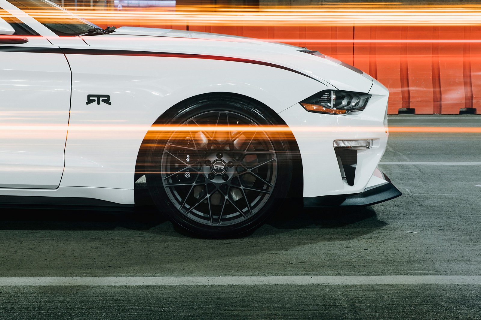 RTR Shows Off its Version of the 2018 Ford Mustang