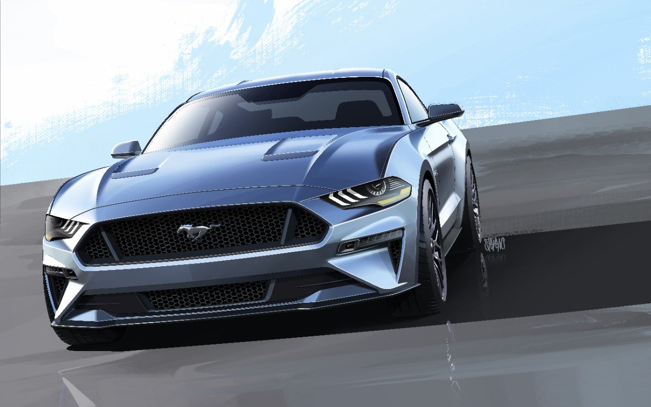 Darth Vader is Responsible For the 2018 Mustang…
