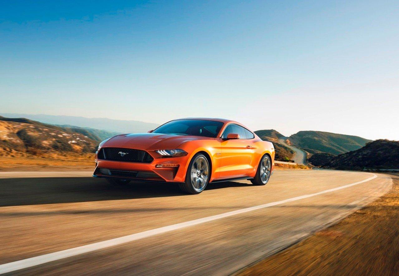 2018 European Mustang Information Emerges